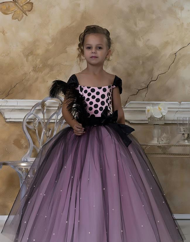 Нарядное платье для девочки 6 лет на выпускной своими руками